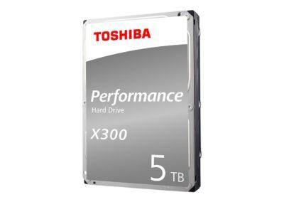 Toshiba X300 5TB