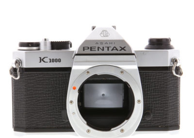 Pentax K1000 35mm Film Body Camera
