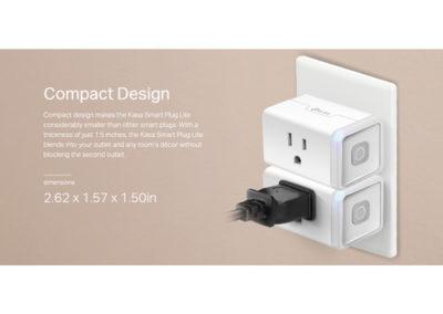 TP LINK hs103p2 Wifi Smart Plug