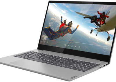 "Touchscreen 15.6"" 1080p Lenovo IdeaPad S340 Touch 81QG0002US Laptop with AMD Ryzen 5 3500U, AMD Radeon Vega 8 Graphics, 8GB DDR4, 256GB PCIe SSD"