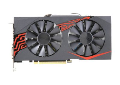 ASUS Expedition GeForce GTX 1060 EX-GTX1060-O6G 6GB 192-Bit GDDR5 PCI Express 3.0 HDCP Ready Video Card