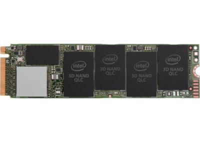 2TB Intel 660p Series SSDPEKNW020T8X1 M.2 2280 PCI-Express 3.0 x4 3D NAND Internal Solid State Drive (SSD)