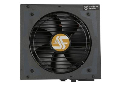 Seasonic FOCUS Plus Series SSR-550FX 550W 80+ Gold Intel ATX 12V Full Modular 120mm FDB Fan Compact 140 mm Size Power Supply