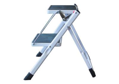 2-Step Steel Folding Mini Step Ladder 02