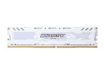 Ballistix Sport LT 16GB 288-Pin DDR4 SDRAM DDR4 3200 (PC4 25600) Desktop Memory Model BLS16G4D32AESC