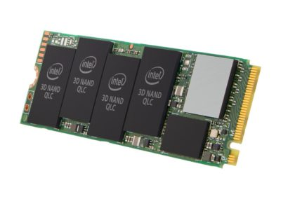 Intel 660p Series M.2 2280 512GB PCI-Express 3.0 x4 3D2 QLC Internal Solid State Drive (SSD) SSDPEKNW512G8XT