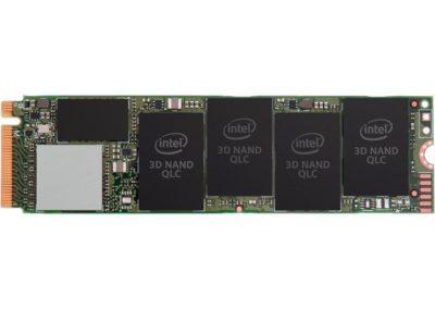 Intel 660p Series M.2 2280 1TB PCI-Express 3.0 x4 3D NAND Internal Solid State Drive (SSD) SSDPEKNW010T8X1