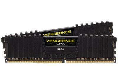 16GB (2 x 8GB) CORSAIR Vengeance LPX CMK16GX4M2D3000C16 288-Pin DDR4 SDRAM DDR4 3000 (PC4 24000) Desktop Memory