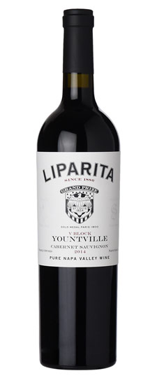 "2014 Liparita ""V Block"" Yountville Cabernet Sauvignon (Previously $60)"