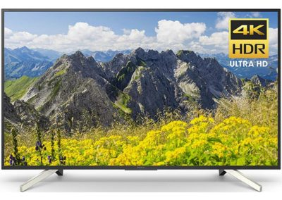 "65"" Sony KD65X750F BRAVIA X750F Series 4K (2160P) Ultra HD HDR Android LED TV"