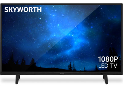 "Skyworth 40"" Class FHD (1080P) LED TV (40E2)"