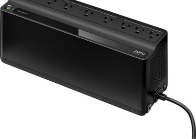 APC BN900M Back-UPS 900VA Battery Back-Up System in Black
