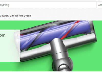 20% Coupon, Direct From Dyson   eBay Events