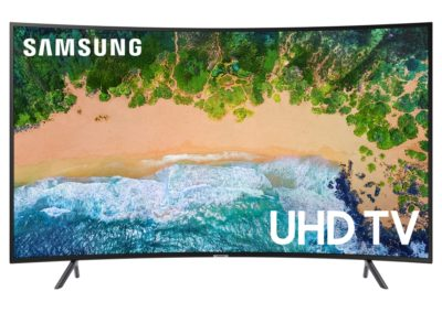 "SAMSUNG 55"" Class 4K (2160P) Ultra HD Smart LED HDR TV UN55NU7300"