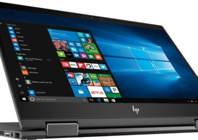 "HP 13M-AG0001DX ENVY x360 2-in-1 13.3"" Touch-Screen Laptop - AMD Ryzen 5 - 8GB Memory - 128GB Solid State Drive - HP Finish In Dark Ash Silver"