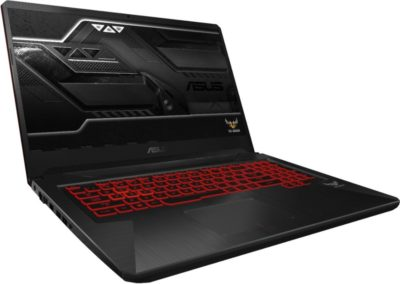 "ASUS TUF FX705GM 17.3"" Gaming Laptop FX705GM-BI7N5 Intel Core i7 - 16GB Memory - NVIDIA GeForce GTX 1060 - 512GB Solid State Drive - Black"