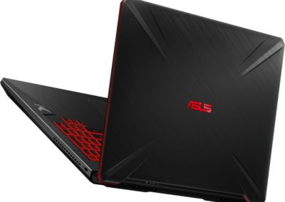 "ASUS TUF FX705GM 17.3"" Gaming Laptop FX705GM-BI7N5 Intel Core i7 - 16GB Memory - NVIDIA GeForce GTX 1060 - 512GB Solid State Drive - Black"