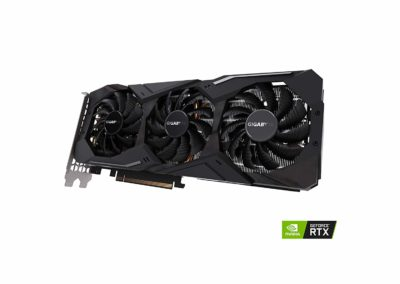 GIGABYTE GeForce RTX 2070 WINDFORCE 8G Graphics Card, 3 x WINDFORCE Fans, 8GB 256-Bit GDDR6, GV-N2070WF3-8GC Video Card