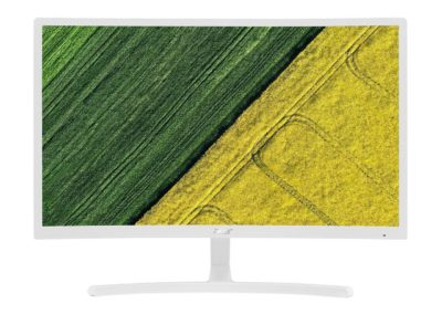 "Acer ED242QR wi 24"" Curved FreeSync 1080P 75Hz Gaming Monitor"