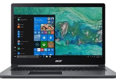 "Acer Swift 3 SF315-41G-R6MP Laptop, 15.6"" Full HD IPS Display, AMD Ryzen 7 2700U, AMD Radeon RX 540 Graphics, 8GB DDR4, 256GB SSD, Windows 10"