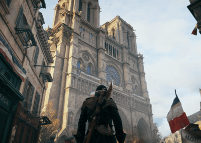 Assassin's Creed Unity Game for PC from Ubisoft