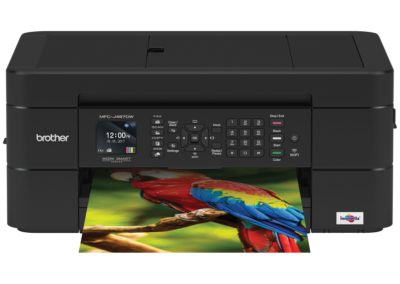 Brother International MFC-J497DW Wireless Color Printer