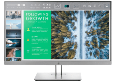 HP EliteDisplay 23.8-Inch Screen LED-Lit Monitor