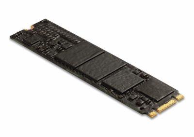 Micron 512GB 1100 TLC 3D NAND SATA III 6Gb/s 80mm 2280SS M.2 Client SSD - FIPS 140-2 Level 2 Validated SED - MTFDDAV512TBN-1AR15FCYY
