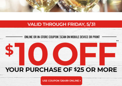 graphic regarding Bevmo Coupon Printable known as Coupon for $10 off a $25+ Order in opposition to Bevmo On the net or In just