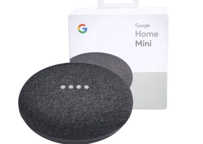 3 Pack Google Home Mini Personal Home Assistant Digital Media Streamer