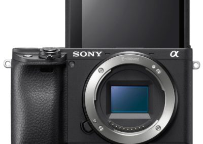 Sony A6400 Mirrorless Camera