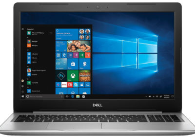 "Dell™ Inspiron 5575 Laptop, 15.6"" Screen, AMD Ryzen 5, 4GB Memory, 1TB Hard Drive, Windows® 10 Home, Silver, I5575-A427SLV-PUS"