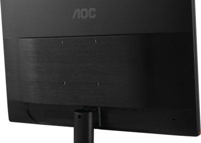 "AOC Gaming G2260VWQ6 21.5"" Gaming Monitor, Full HD 1920x1080, 1ms Response Time, AMD FreeSync, 75Hz, Anti-Blue Light, FlickerFree, DisplayPort/HDMI/VGA, VESA Compatible"