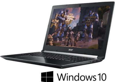 "Acer A715-72G-72ZR 15.6"" IPS Intel Core i7 8th Gen 8750H (2.20 GHz) NVIDIA GeForce GTX 1050 Ti 8 GB Memory 128 GB SSD 1 TB HDD Windows 10 Home 64-bit Gaming Laptop -- ONLY @ NEWEGG"