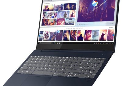 "Lenovo IdeaPad™ S340 Laptop, 15.6"" Screen, Intel Core i7, 8GB Memory, 256GB Solid State Drive, Windows 10 Home, 81N8003HUS"