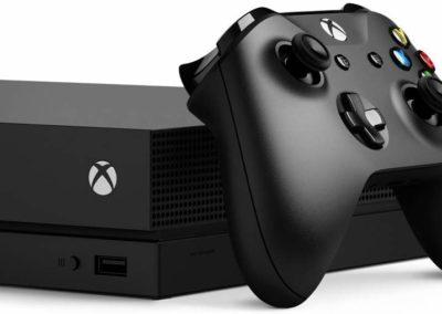 Microsoft XBOX ONE X 886162362237 1TB CONSOLE (OPEN BOX - GOOD RETAIL BOX) XBOX ONE HARDWARE