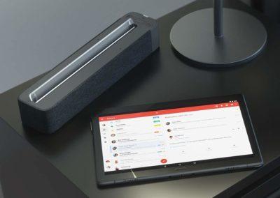 "Lenovo ZA440169US Smart Tab P10 - 10.1"" - Tablet - 64GB - Aurora Black"