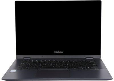 "ASUS VivoBook Flip 14 TP412UA-IH31T 14.0"" 2-in-1 Laptop Computer - Gray"