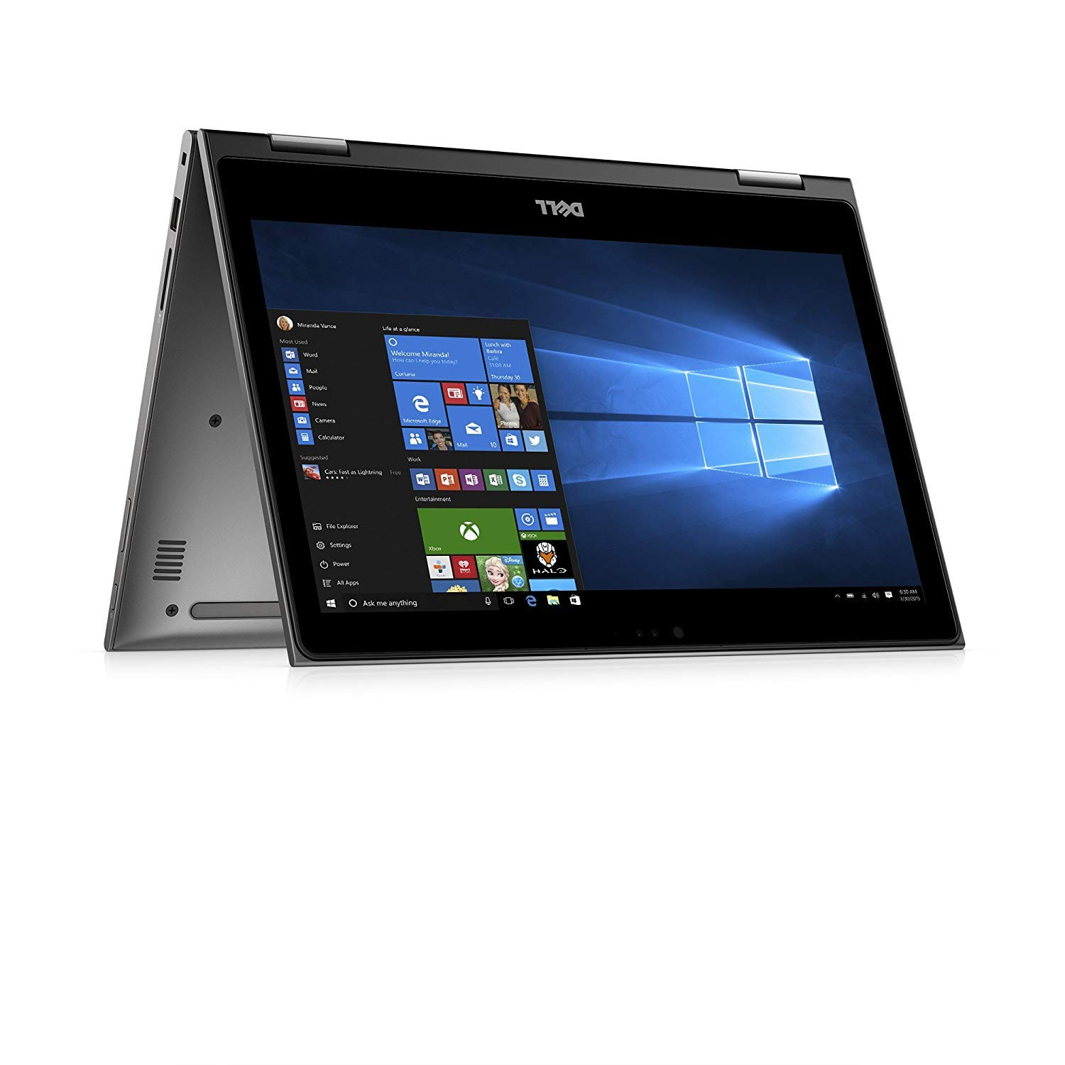 Touchscreen 13 3″ Dell Inspiron 13 7375 Laptop with AMD Ryzen 7