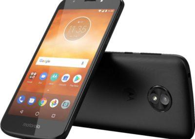 Motorola PAA90004US Moto E5 Play with 16GB Memory Cell Phone (Unlocked) - Black