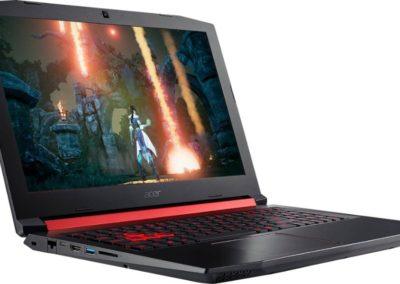 "Acer AN515-42-R5ED Nitro 5 15.6"" Gaming Laptop - AMD Ryzen 5 - 8GB Memory - AMD Radeon RX 560X - 1TB Hard Drive - Black"