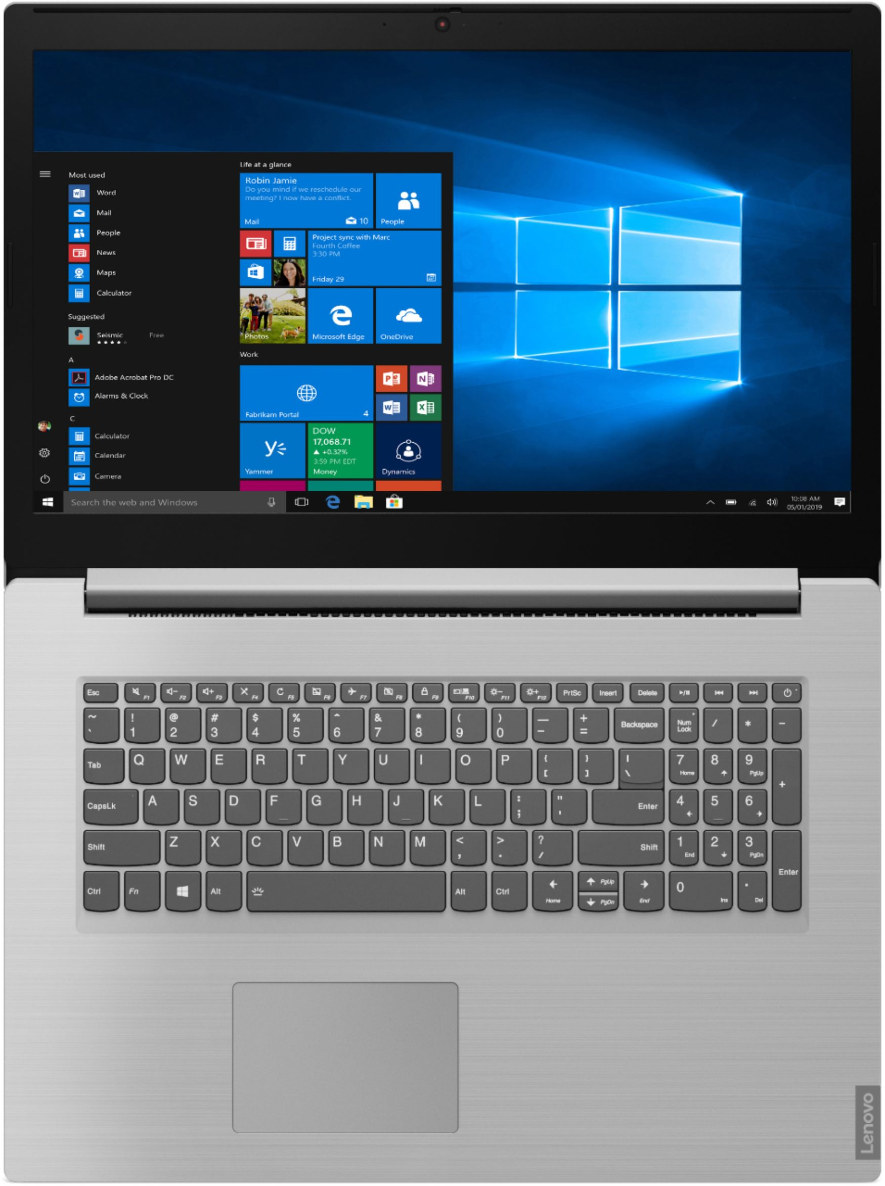 15 6″ Lenovo IdeaPad L340 Laptop with AMD Ryzen 5 3500U, Radeon Vega