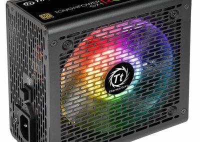 Thermaltake PS-TPD-0700NHFAGU-1 700W Toughpower GX1 RGB 80 PLUS Gold Efficiency Power Supply