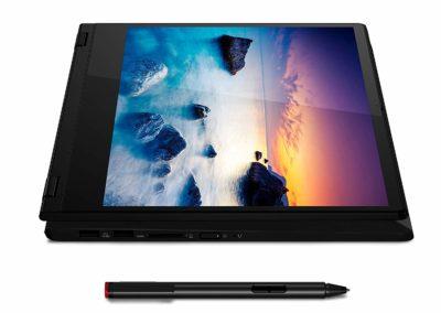 Lenovo Flex 14 81SS0005US 2-in-1 Convertible Laptop, 14 Inch FHD (1920 X 1080) Touchscreen Display, AMD Ryzen 5 3500U Processor, Radeon Vega 8 Graphics, 8GB DDR4 RAM, 256GB NVMe SSD, Win 10, Black, Pen Included