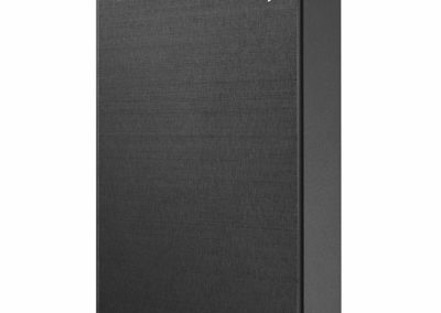 Seagate 5TB Backup Plus Portable USB 3.0 External Hard Drive, Black (STHP5000400)