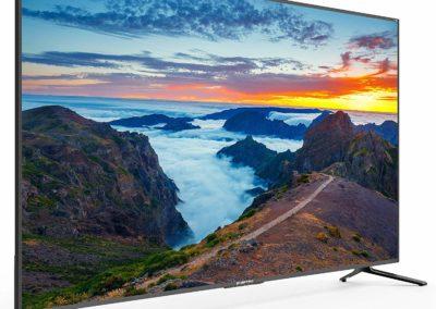 """Sceptre 65"""" Class 4K Ultra HD (2160P) LED TV (U650CV-U)"""