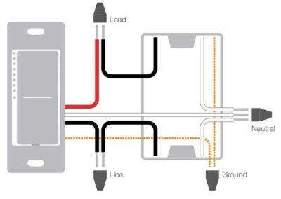 Insteon Smart Dimmer Switch