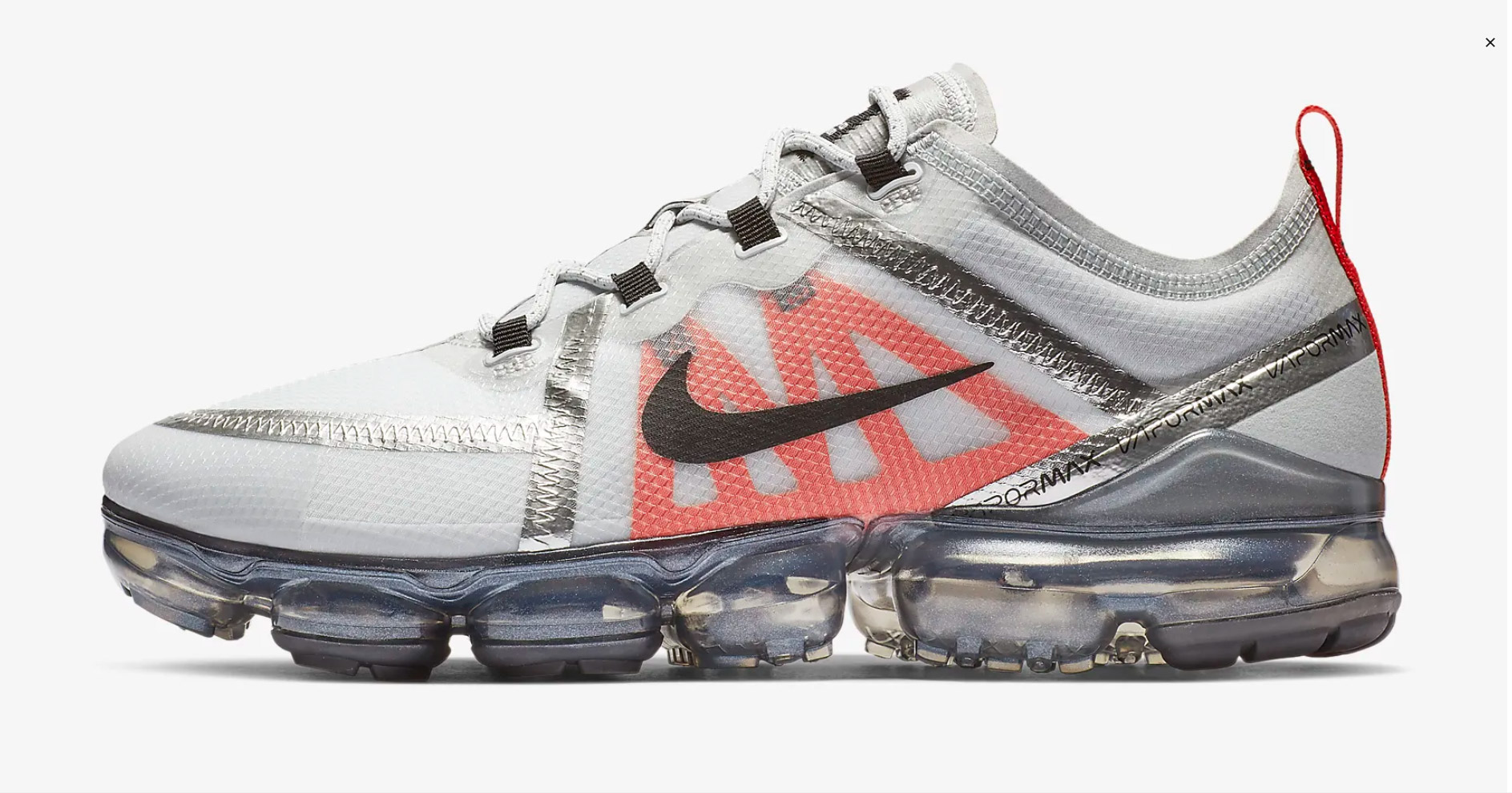 Nike Air VaporMax 2019 For $107.73 After Coupon From Nike