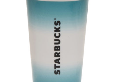 Starbucks 10 Ounce Double Wall with Black Lid