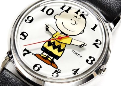 Timex Peanuts Todd Snyder Charlie Brown Watch